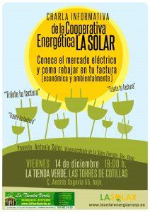 Mercado eléctrico y como rebajar en tu factura de la luz @ La Tienda Verde